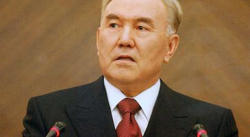 Nazarbayev delivers speech to Kazakh people