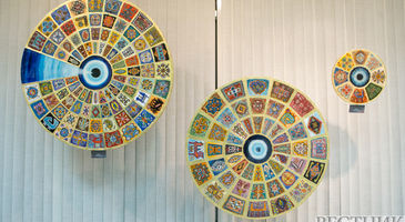 GamEl: Carpet motifs in the works of Gama Malikova
