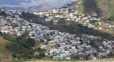 Kubachi. Dagestan